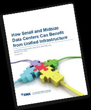 Преимущества унифицированной инфраструктуры для малых и средних ЦОД. Компания Амика