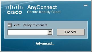 Cisco AnyConnect Amica