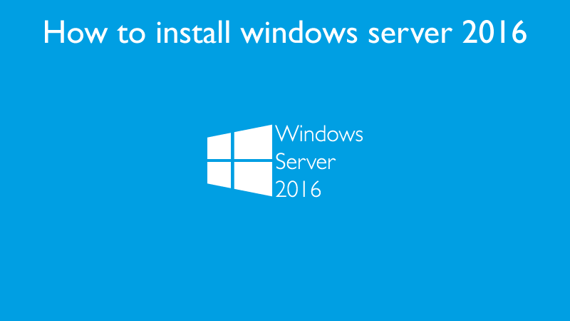 Microsoft Windows Server 2016. Установка и настройка